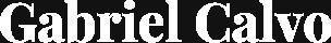 Gabriel Calvo logo
