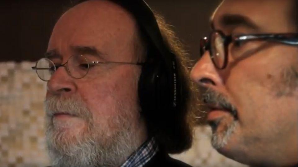 Gabriel Calvo y Joaquín Díaz