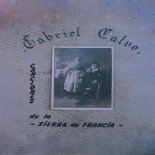 CANCIONES DE LA SIERRA DE FRANCIA. (1990)